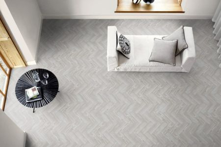 Amtico Spacia WhiteAsh small visgraat