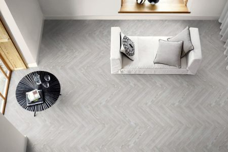 Amtico Spacia WhiteAsh large visgraat